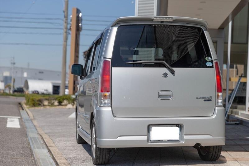 スズキ ワゴンR3