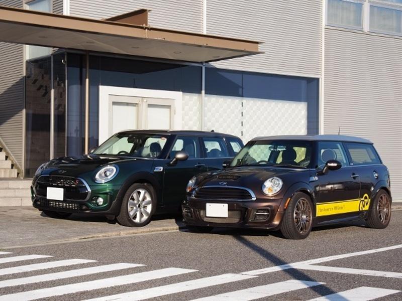 BMW MINI クラブマン9