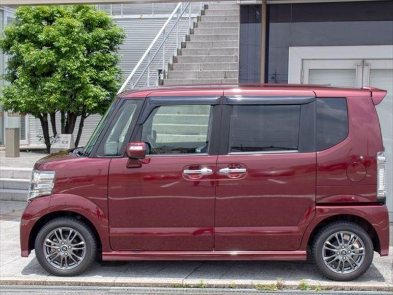 ホンダ N-BOX+カスタム 車椅子仕様車2