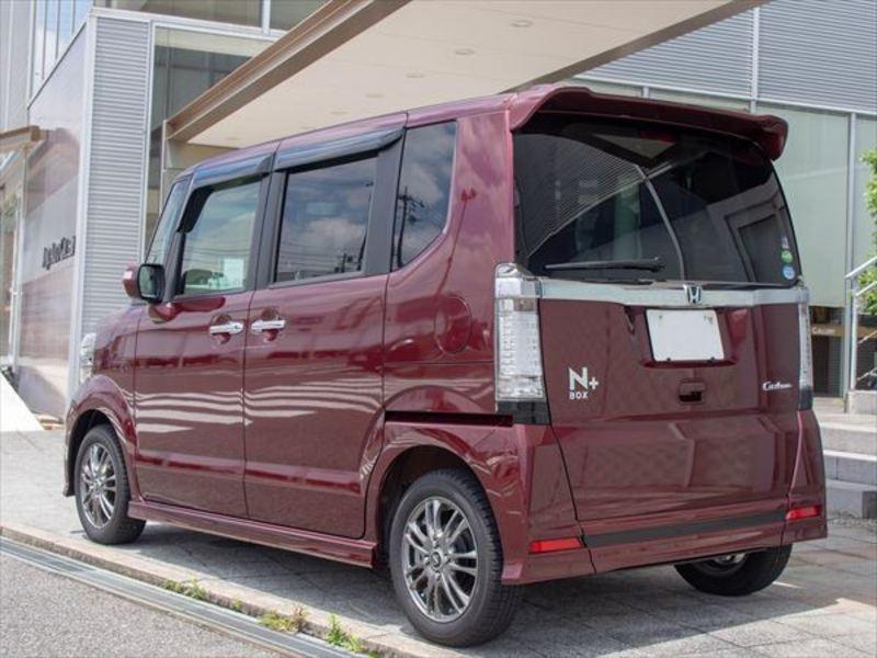 ホンダ N-BOX+カスタム 車椅子仕様車3