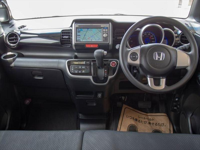 ホンダ N-BOX+カスタム 車椅子仕様車4