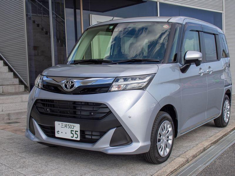 トヨタ TANK1