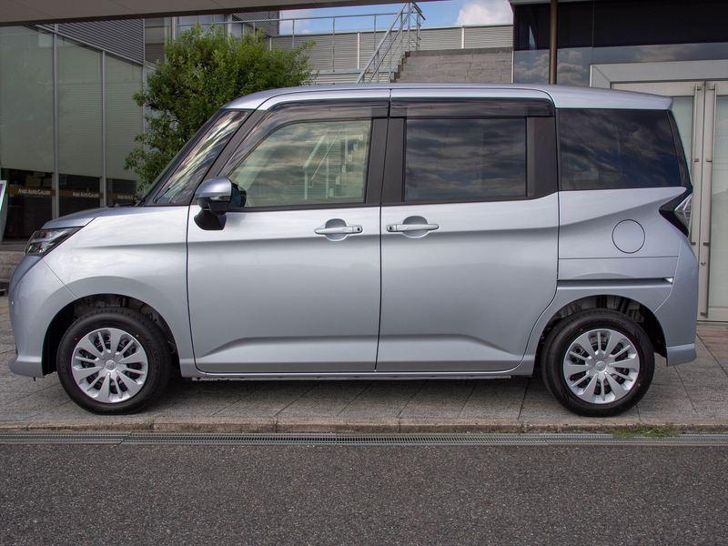 トヨタ TANK2