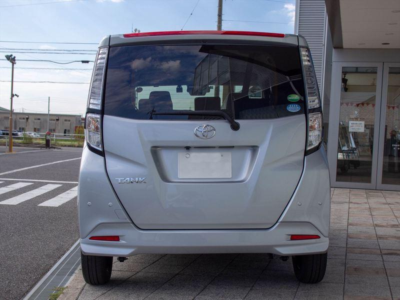 トヨタ TANK3