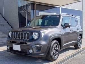 Jeep Renegade納車しました
