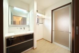お風呂/洗面脱衣/洗濯の家事が最短で。家事負担を軽減します。
