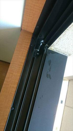 ガラスサッシの掃除は守口市のケイズクリーンにお任せください 作業後