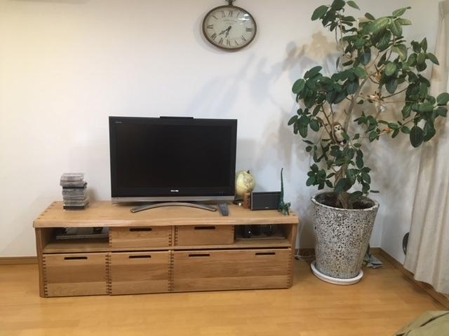 テレビボード(販売店:HDC神戸店)