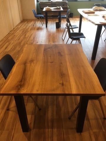 JSM門真様作業テーブル