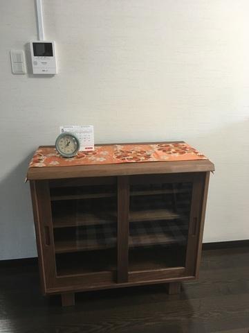 神戸市 N様邸食器棚(販売店:HDC神戸店)