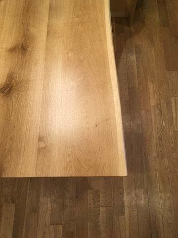 葛城市 Y様邸 森の記憶ダイニングテーブル(販売店:イオンタウン富雄南店)