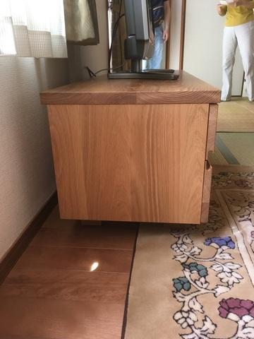 神戸市 M様邸 テレビボード(販売店:HDC神戸店)
