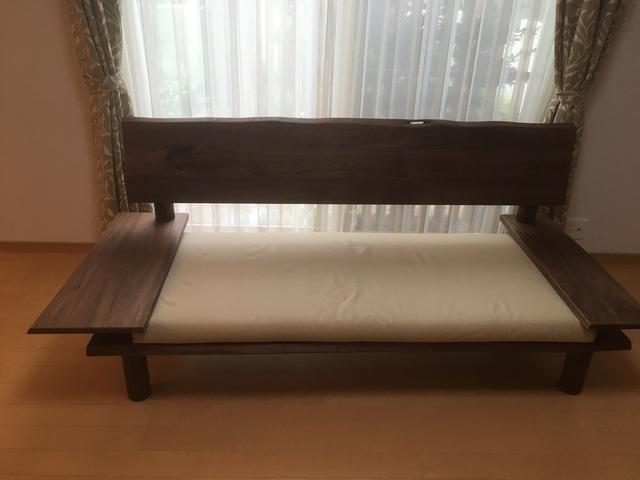 奈良市 Y様邸 ソクラテスのソファー(3P)(販売店:イオンタウン富雄南店)
