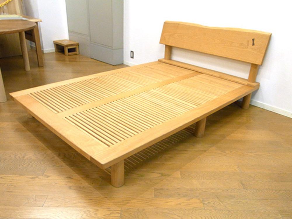 手創りベッド01