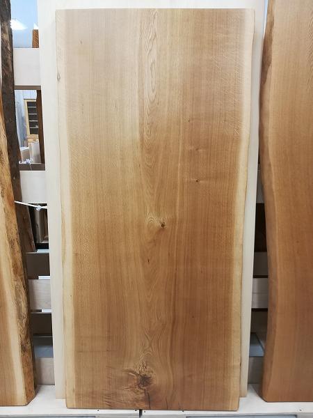 ナラ材 一枚板ダイニングテーブル天板 座卓 リビングテーブル 無垢材家具