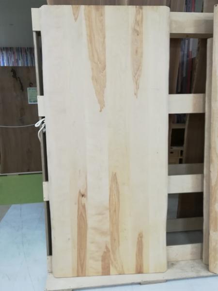 カバザクラのテーブル用無垢板天板