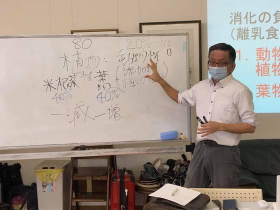 中医学で考えるアトピーの治し方講座