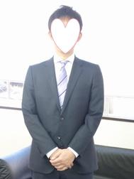 新会員様は素敵な40代の爽やか男性★(o^-')b★