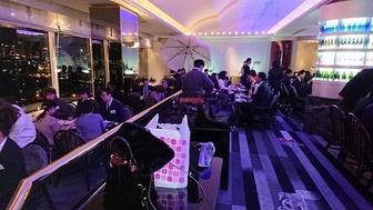 2/18(日)大阪ホテルニューオータニでワイン婚活パーティー大盛況でした。