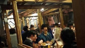 三連休に大阪のとある飲み会風街コンでイベントのお手伝いをさせていただきました。