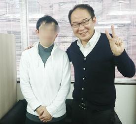 本日の成婚退会は再婚の男性です!_大阪の結婚相談所なら関西ブライダル守口店ヒューマンハート