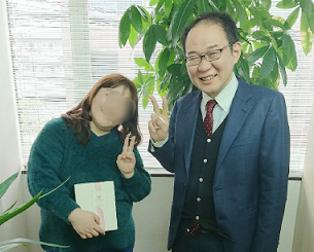 大阪の結婚相談所なら関西ブライダル守口店ヒューマンハート 41歳女性成婚退会