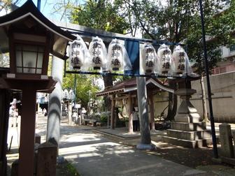 【縁結びスポット】大阪守口にある守居神社をご紹介!