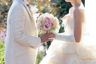 本日、35歳の男性ご成婚おめでとうございます!