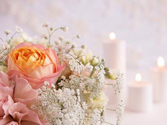 ご成婚おめでとうございます。