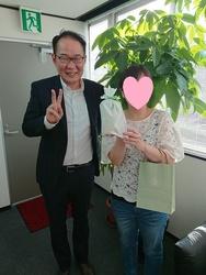 またもや成婚ラッシュ!本日1組目!!