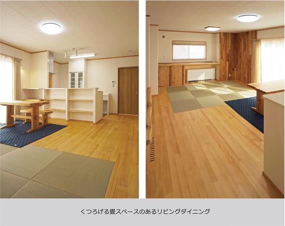 コーディネーターと考えた、家具要らずの住み替えの家。2