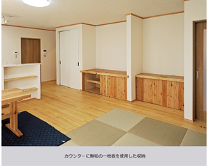 コーディネーターと考えた、家具要らずの住み替えの家。3