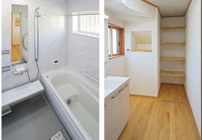 コーディネーターと考えた、家具要らずの住み替えの家。7