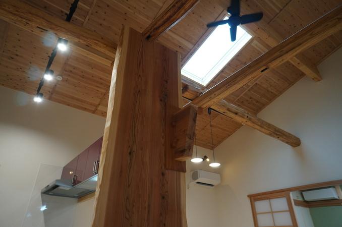 天井が高~い平屋ができました!1