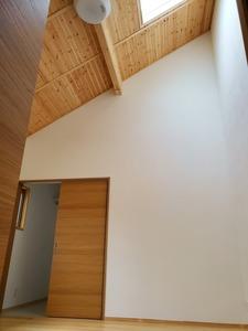 空気断熱+外断熱のW断熱で森林浴のできる平屋5