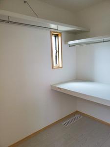 空気断熱+外断熱のW断熱で森林浴のできる平屋6