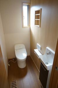 空気断熱+外断熱のW断熱で森林浴のできる平屋9