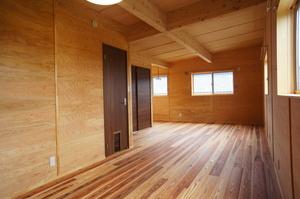 自然素材をふんだんに使った空気のキレイな家3
