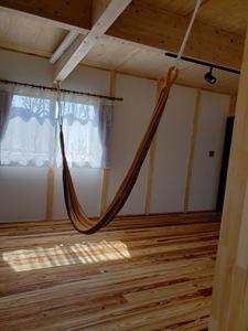 自然素材をふんだんに使った空気のキレイな家5