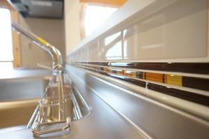 自然素材をふんだんに使った空気のキレイな家6