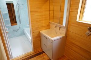 自然素材をふんだんに使った空気のキレイな家12