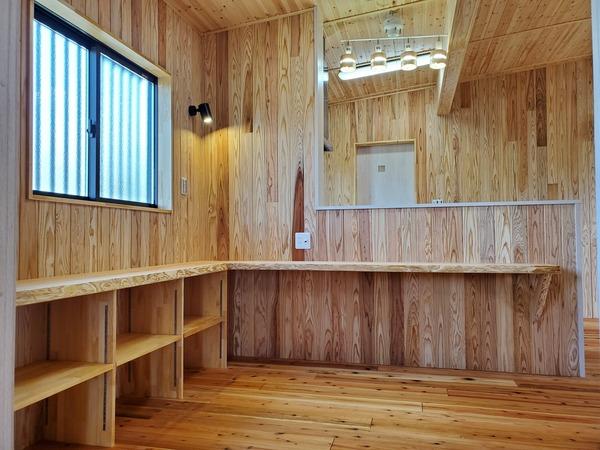 【注文住宅】木の香り溢れるたっぷり自然素材の家2