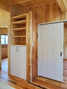 【注文住宅】木の香り溢れるたっぷり自然素材の家3