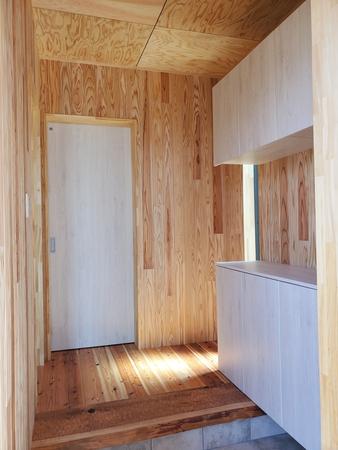 【注文住宅】木の香り溢れるたっぷり自然素材の家4