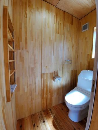 【注文住宅】木の香り溢れるたっぷり自然素材の家6