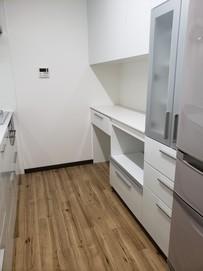機能的で清潔感あふれるキッチンへ3