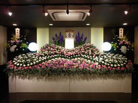 『一般葬プラン』 ¥588,000円 親族15名一般10名