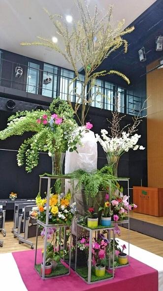 生け込み / 生花、鉢花