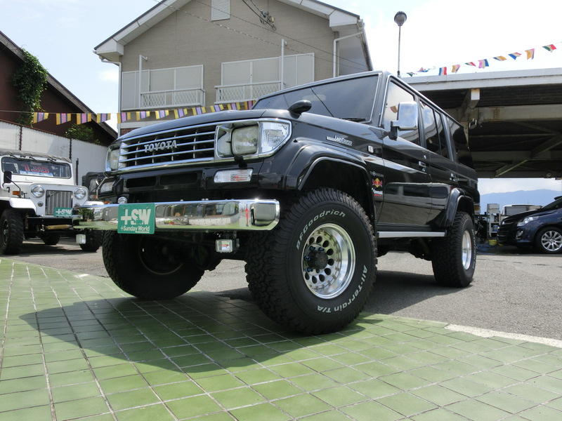 H8 78プラド
