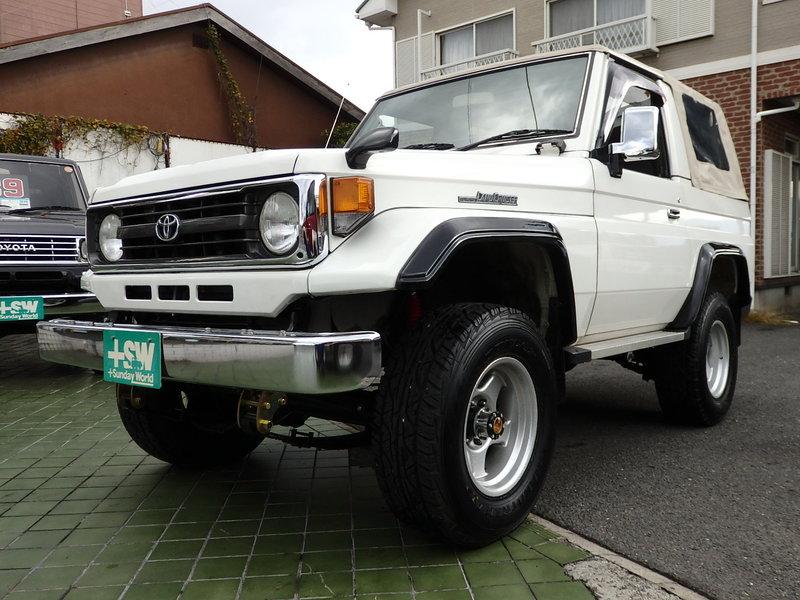 H10 ランクル70幌